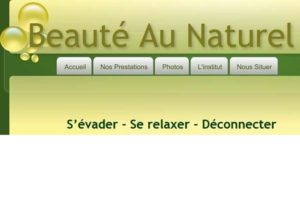 Institut Beauté au naturel